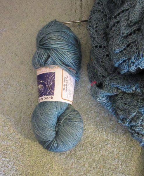 Found Yarn