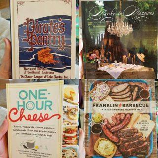 Lots of Cookbooks