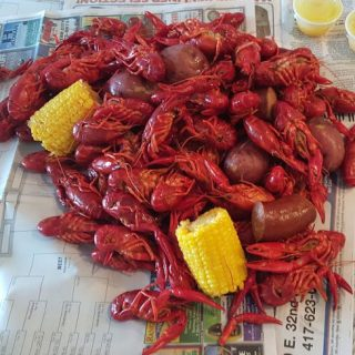 Crawfish in MO