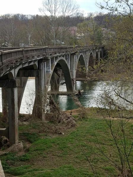 Old Bridge at Galena