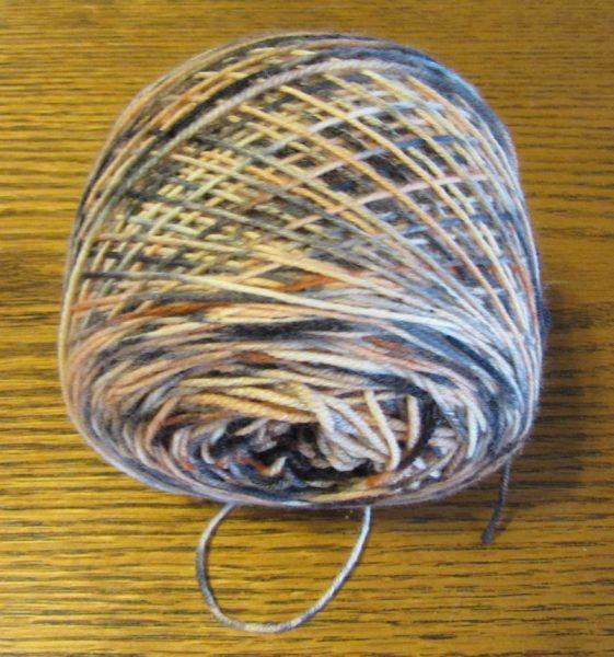Tortoiseshell Yarn