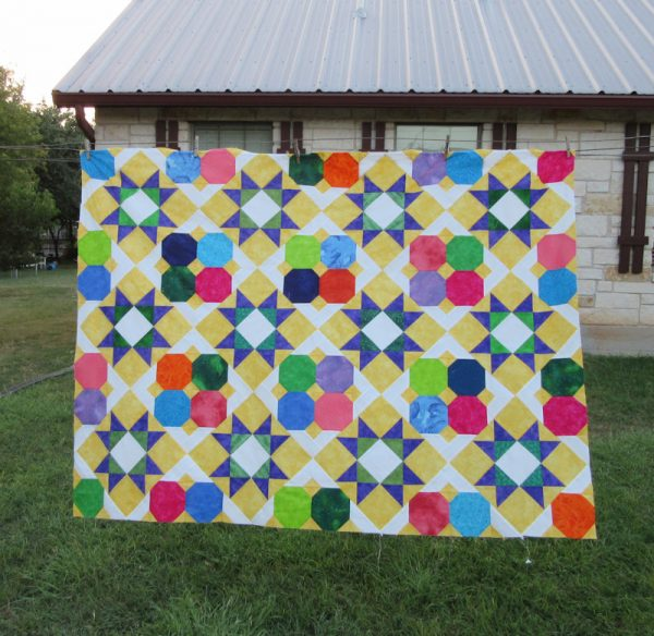 Addie's Quilt Top