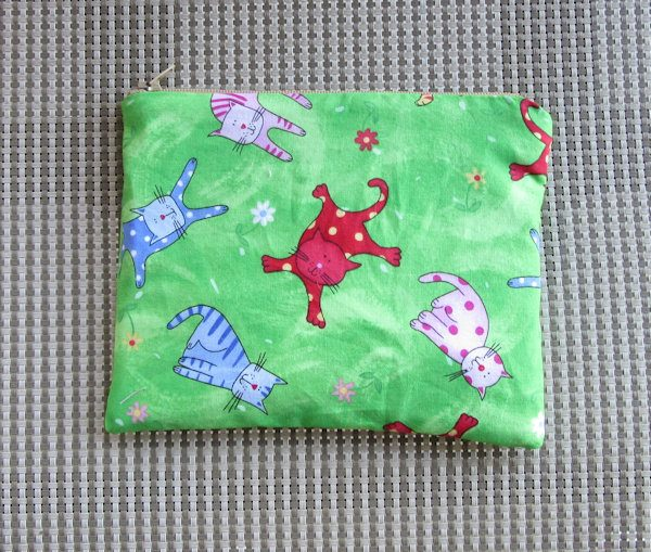 Little Zipper Bag