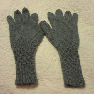 The Gloves Are Done