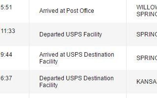 Holiday Shipping Craziness