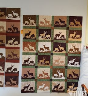 Deer Center is Done