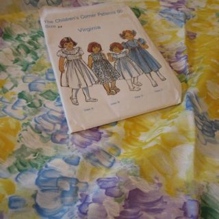 Another Granddaughter Dress Pattern