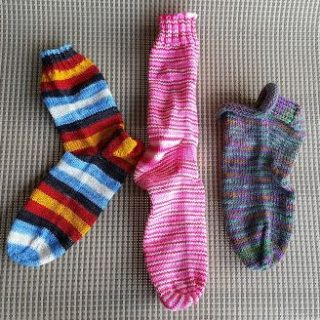 Second Sock Syndrome