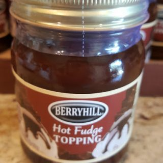 Aldi's Hot Fudge Topping