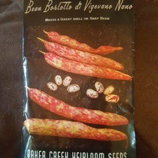 Borlotto Di Vigevano Beans