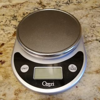 Scale for Weighing Yarn