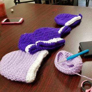 Our Knitting Group