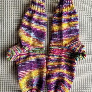 Socks Finished