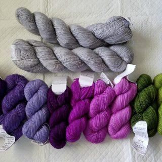 True Colors Shawl