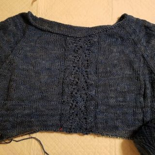 Knitting Report – September 22, 2017
