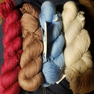 A Bit More Yarn
