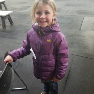Addie Ice Skating