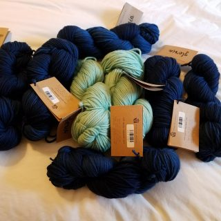The Yarn Arrived