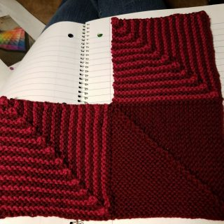 Late Night Knitting Report – Jan 19, 2018