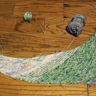 Late Night Knitting Report – Jan. 31, 2018