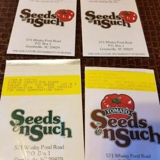 More Tomato Seeds