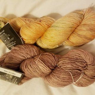 Madelinetosh Bling Yarn