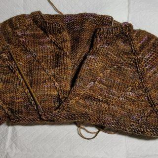 Knitting Progress – Winterfell