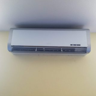 The Sewing Room Air Conditioner