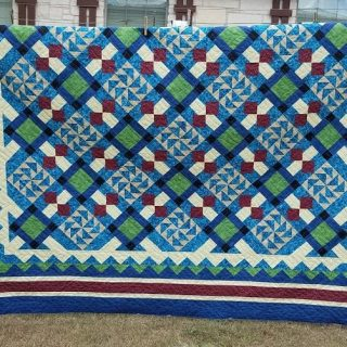 It's Quilted!