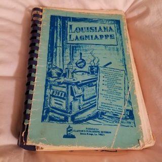 An Old Cookbook