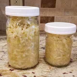 Sauerkraut is Made