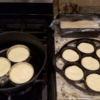 English Muffin Experiment