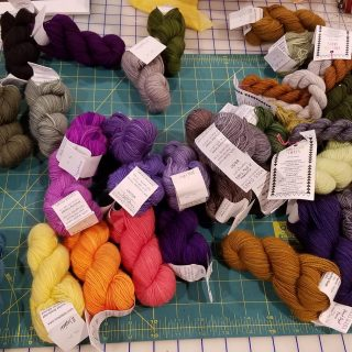 Looking For Yarn In All The Wrong Places