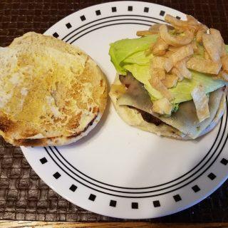 A Wonderful Hamburger