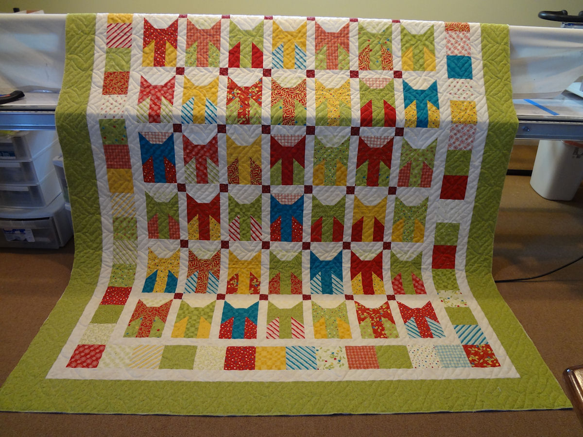 And Another One is Quilted