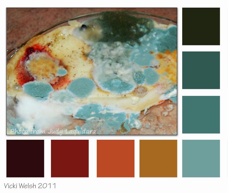 April, 2012 Color Palette Challenge