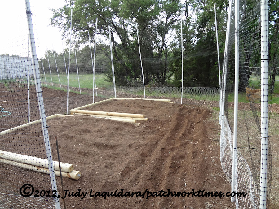 More Planting Space