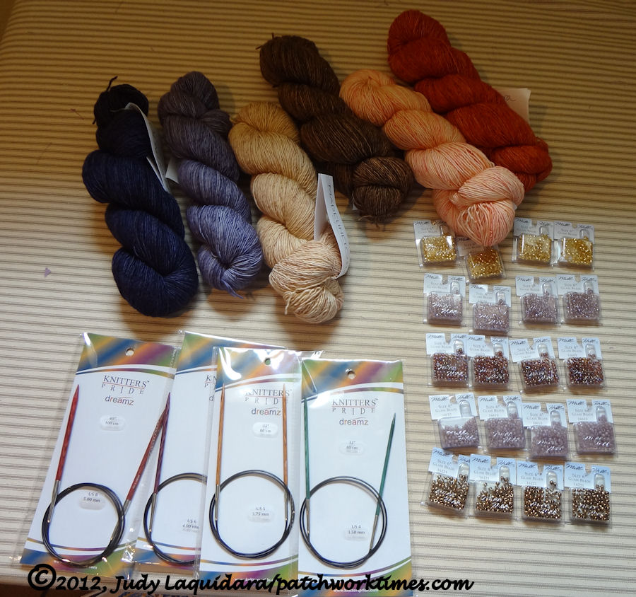 Mad Tosh Projects & Yarn