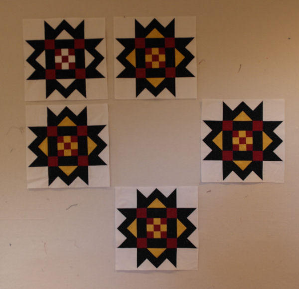 5 Blocks Done
