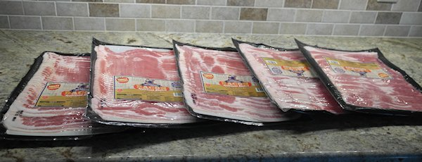 Bacon . . Lots of Bacon!