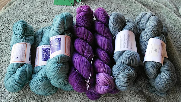 Yarn Report Week 5, 2014