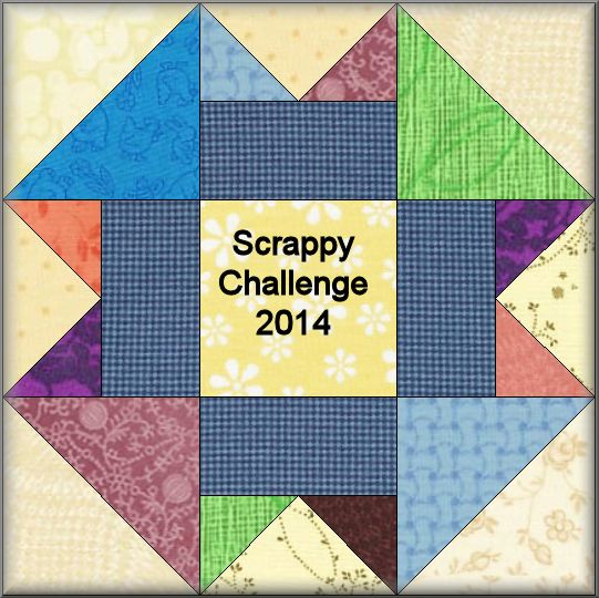 Scrappy Challenge Main Post