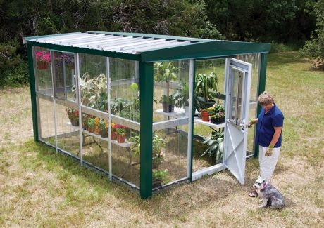 Greenhouse Ordered