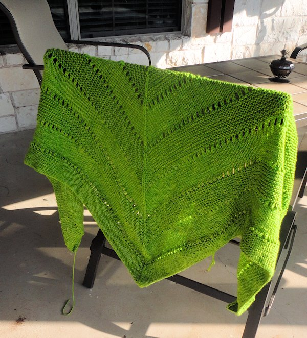 On the Needles – May 9, 2014