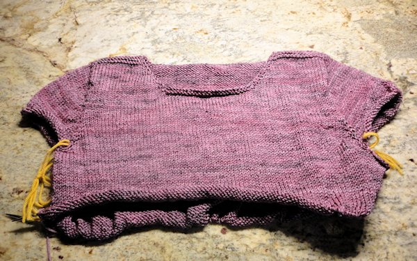 On the Knitting Front . .