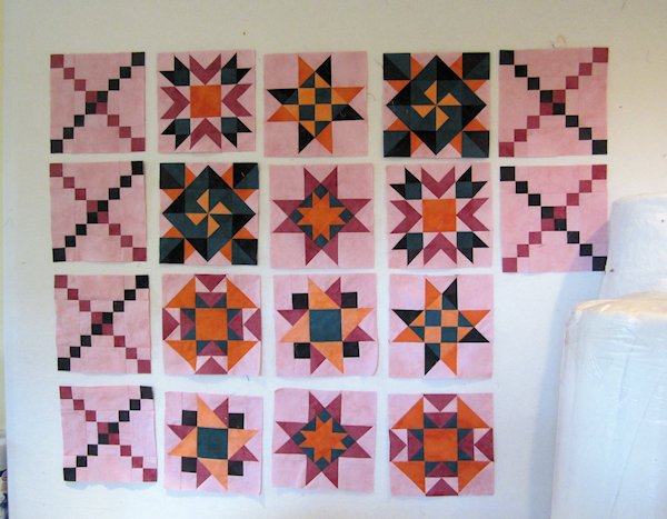 Sewing Room Report