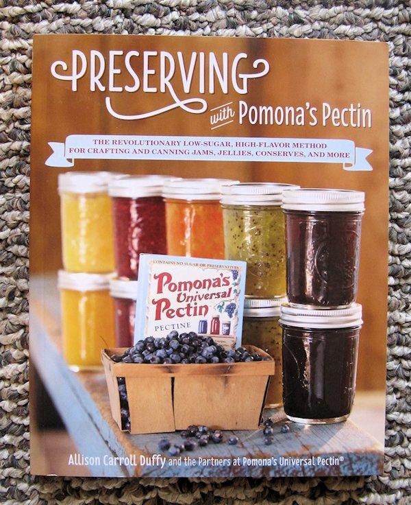 Jelly/Jam Recipes with Pomona's Pectin