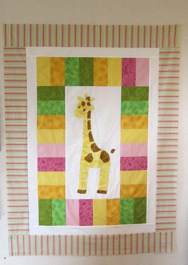 The Giraffe Quilt