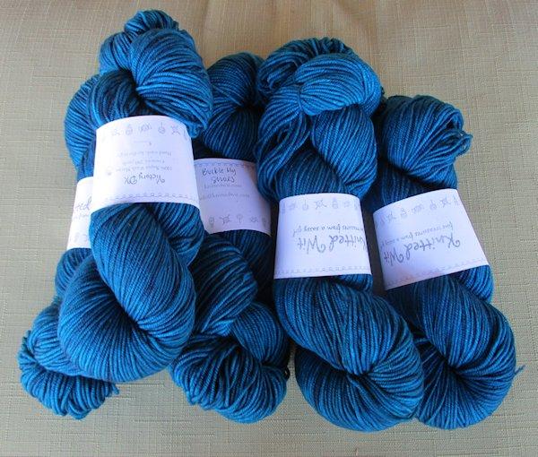 Yarn Report – Week 43, 2014