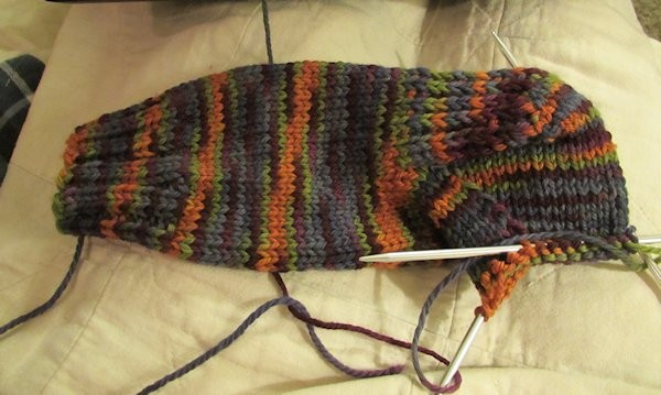 Worsted Weight Socks